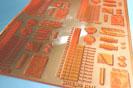 Bản in Flexo bằng chất liệu Polymer