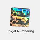 Inkjet Numbering