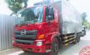 Xe thùng kín 15 tấn