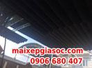 Mái vòm nhà để xe