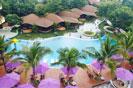 Hồ bơi resort Cồn Khương