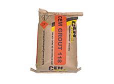 Vữa rót cường độ cao CEM Grout 118