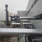 Thiết kế thi công ống gió công nghiệp