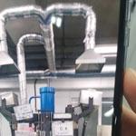 Thiết kế thi công ống gió