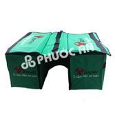Túi giao hàng đôi Gong Niu