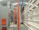 Hệ thống sơn tĩnh điện tự động