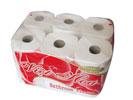 Giấy vệ sinh 12 cuộn đỏ Việt Hoa