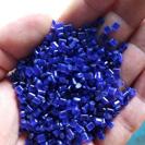 Hạt nhựa màu Blue