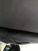 Vải bố màu đen