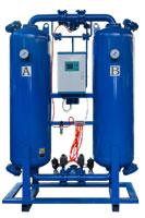 Máy sấy khí hấp thụ vi nhiệt