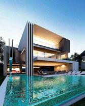 Thiết kế thi công khách sạn homestay