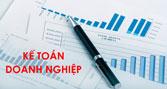 Dịch vụ kế toán doanh nghiệp