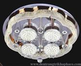 Đèn chùm ốp trần LED