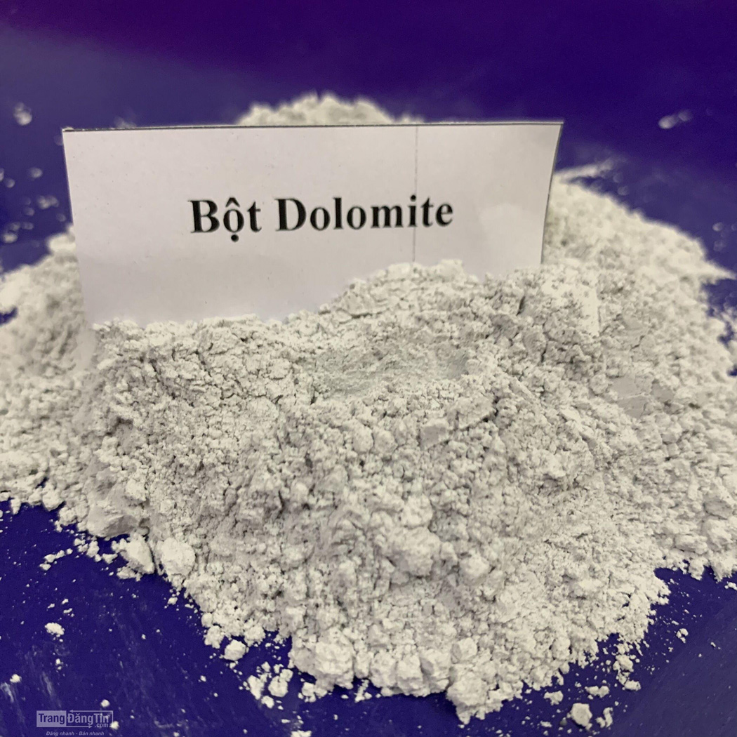Bột Dolomite trắng