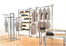 Giá kệ trưng bày shop quần áo