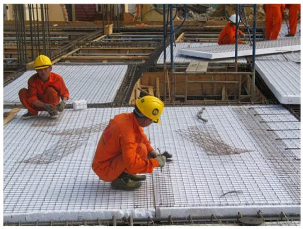 Thi công xây dựng công nghiệp