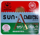 Tảo lục Sun Chlorella