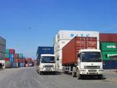 Vận tải bằng xe Container