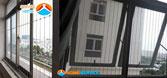 Lưới an toàn cửa sổ tại chung cư