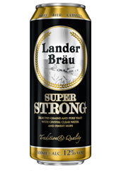 Bia Lander Brau Super Strong