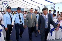 Dịch vụ bảo vệ các cuộc hội nghị