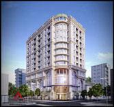Thiết kế khách sạn Ánh Dương
