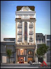 Thiết kế khách sạn Heritage Hotel