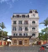 Thiết kế khách sạn Khánh An