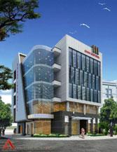 Thiết kế khách sạn Quang Loan