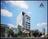 Thiết kế khách sạn S Hotel
