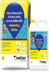 Chất chống thấm Weberdry 2kflex
