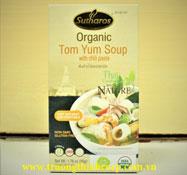 Gia vị nấu súp Tom Yum Organic