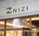Logo shop thời trang NIZI