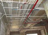 Thi công đường ống nước cho tòa nhà