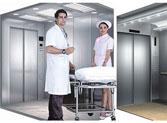 Lắp đặt thang sử dụng cho bệnh viện