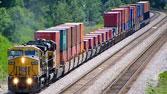 Dịch vụ vận chuyển đường sắt