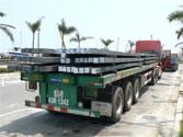 Dịch vụ vận chuyển hàng thép