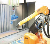 Robot phun sơn tự động