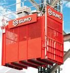 Vận thăng lồng Sumo