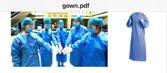 Bộ bảo hộ kháng khuẩn phòng dịch