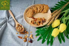 Bánh quy yến mạch giảm cân