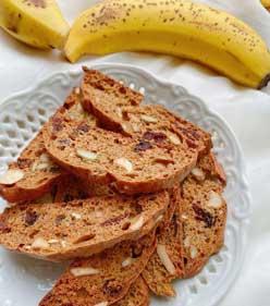 Bánh chuối giảm cân