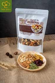 Các loại hạt dinh dưỡng cao cấp