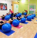 Lớp khiêu vũ yoga