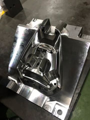 Motorcycle Injection mold