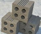 Gạch ống Block Demi 8x8x8