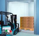 Thang máy tải hàng Italia