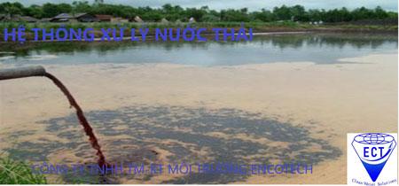Vận hành bảo trì hệ thống xử lý nước thải