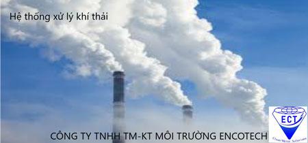 Vận hành bảo trì hệ thống xử lý khí thải