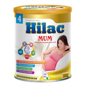 Hilac Mum phụ nữ có thai và cho con bú
